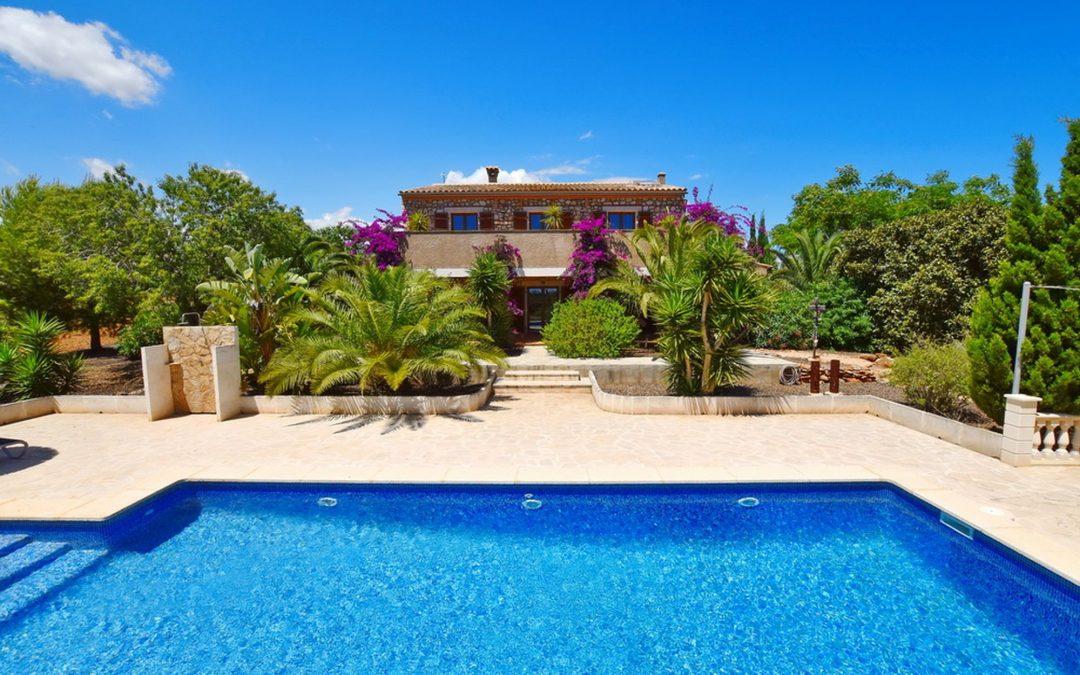 Finca La Cabana auf Mallorca