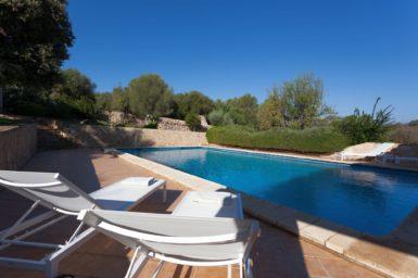 Finca Can Gall - Pool 12x5,5 Meter