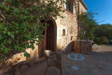 Finca Can Gall - Eingangsbereich