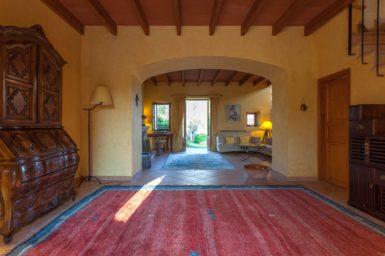Finca Can Gall - Durchgang zum Wohnbereich