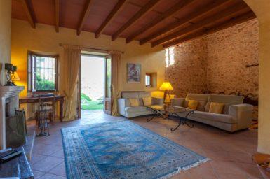 Finca Can Gall - Wohnbereich mit Top-Gestaltung