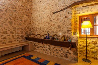 Finca Can Gall - restaurierter Futtertrog