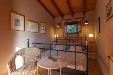 Finca Can Gall - Schlafzimmer im EG