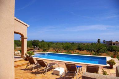 Meerblick Finca Mallorca