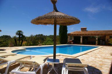 Exklusive Finca für 10 Personen mit Pool Finca Can Palletta