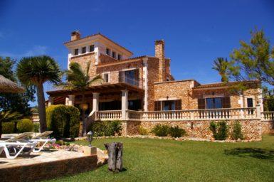 Die Finca Can Palleta auf Mallorca