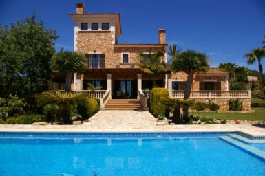 Exklusive Finca für 10 Personen mit Pool Finca Can Palleta