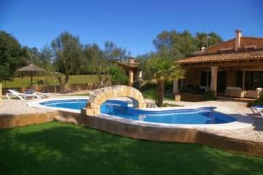 Finca Can Ravell - Pool 10x4 Meter