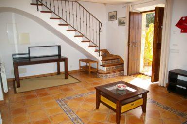 Finca Can Ravell - Eingangsbereich Innen