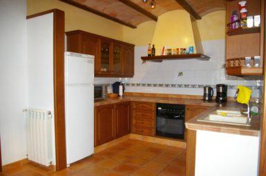 Finca Can Ravell - Küche