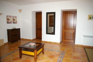 Finca Can Ravell - Zugang zum Gäste WC