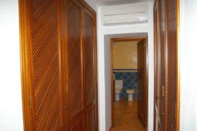 Finca Can Ravell - Schlafzimmer mit Klimaanlage