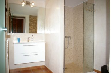 Finca Can Ravell - Bad en Suite im Obergeschoss