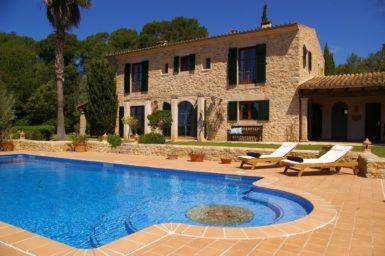 Exklusive Finca Mallorca mit toller Aussicht