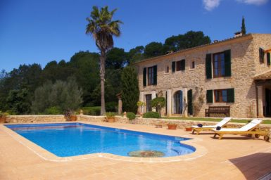 Finca für 6 Personen auf Mallorca