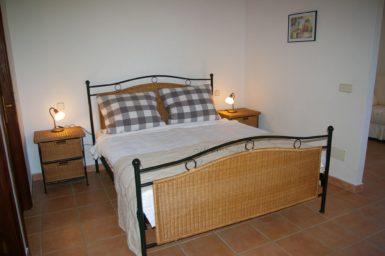 Doppelschlafzimmer Finca Can Xigala