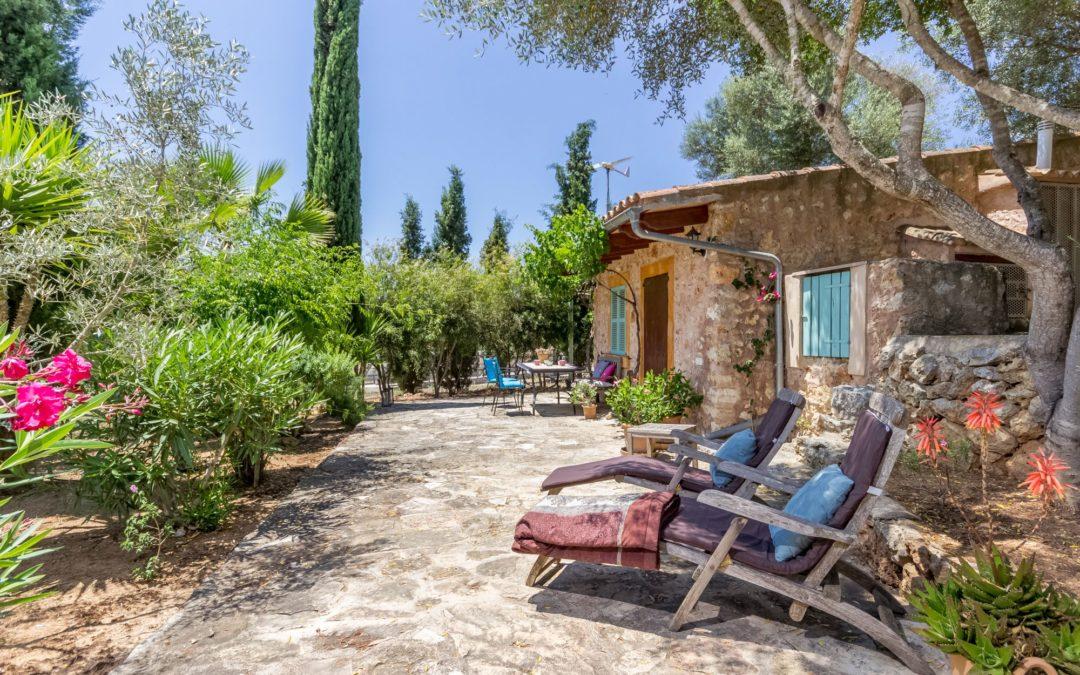 Finca Mallorca für 2 Personen nahe Costitx
