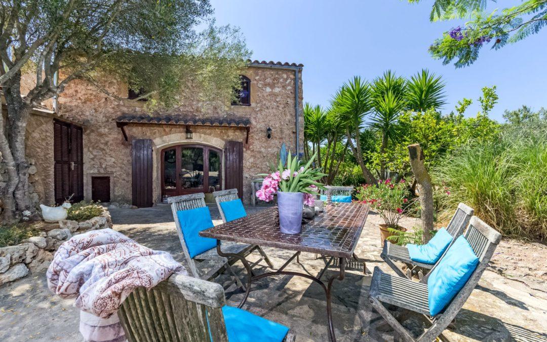Finca Mallorca zum mieten nahe Costitx