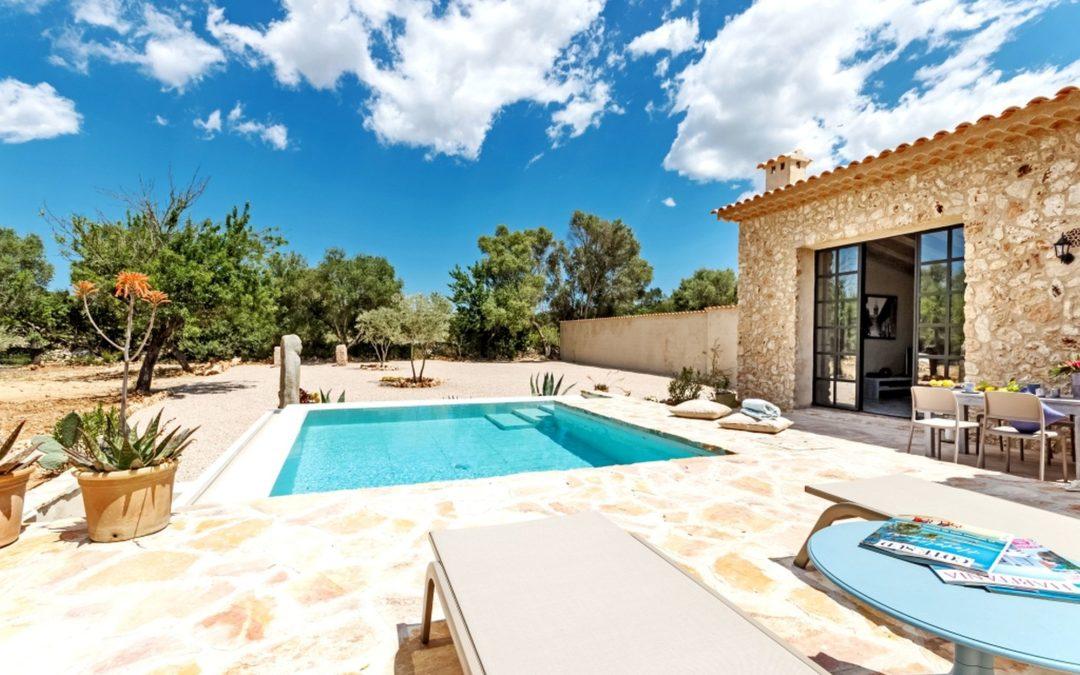 Finca Mallorca für 2 Personen mit Pool