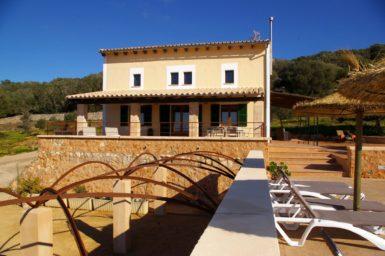Finca Mallorca mieten nahe Campos