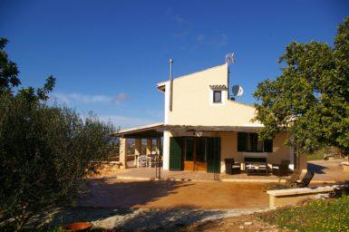 Finca Mallorca mieten nahe Ses Salines