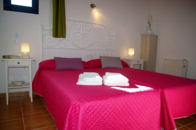 Doppelschlafzimmer Finca Cova