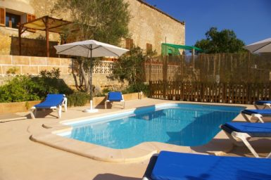 Finca Hortella - Pool 7,30x3,50 Meter