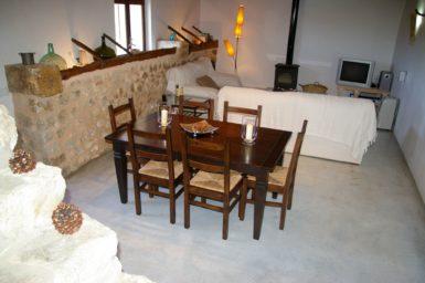 Finca Hortella - Esstisch für 6 Personen