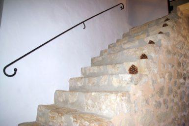 Finca Hortella - Treppe ins OG