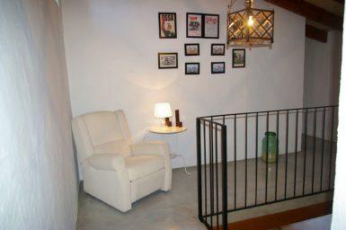 Finca Hortella - Obergeschoss