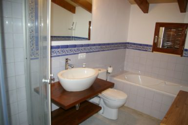 Finca Hortella - Bad en Suite