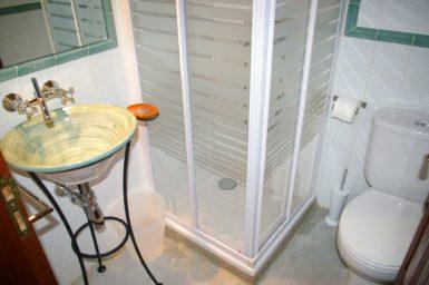 Finca Hortella - Bad mit Dusche