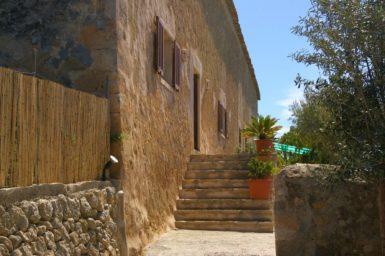 Finca Hortella - Finca mit Ausblick
