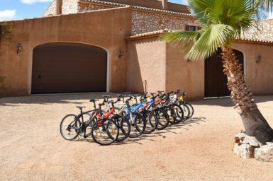 Finca La Cabana - Fahrräder für Gäste