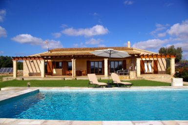 Finca Mallorca für 6 Personen nahe Arta