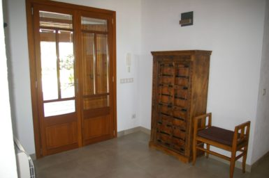 Finca Manolo - Eingangsbereich
