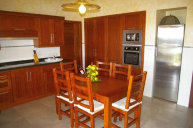 Finca Manolo - voll ausgestattete Küche