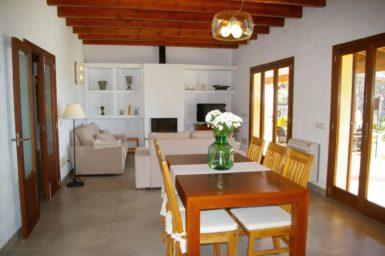 Finca Manolo - Ess-/Wohnbereich