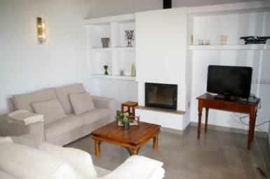 Finca Manolo - Wohnbereich