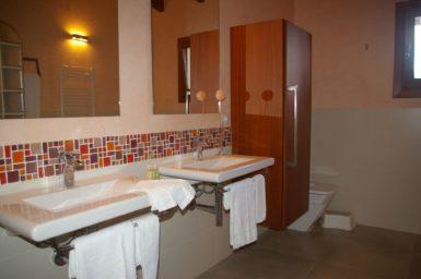 Finca Manolo - Bad mit großer Dusche