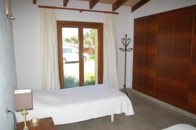 Finca Manolo - Schlafzimmer mit 2 Einzelbetten