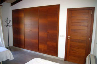 Finca Manolo - Einbauschrank im Schlafzimmer