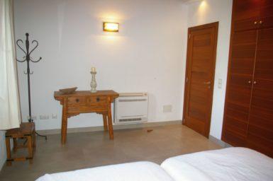 Finca Manolo - Klimaanlage im Schlafzimmer