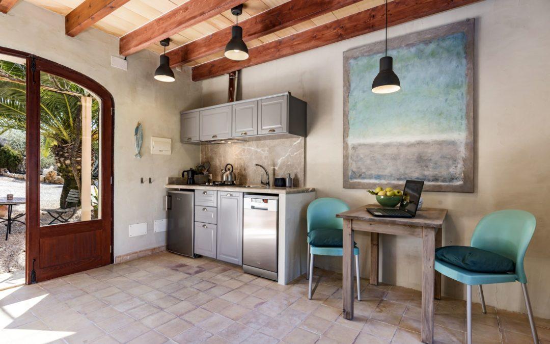 Kleines Finca Apartment für 2 Personen