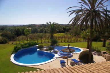 Finca Mallorca mit Pool zum mieten