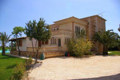 Finca Mallorca an der Cala Sanau