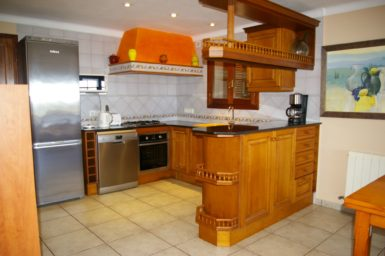 Finca Mallorca mit offener Küche