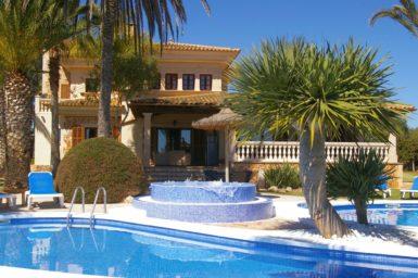 10 Personen Finca Mallorca