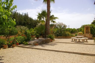 Finca Sa Taulada - schöner Garten
