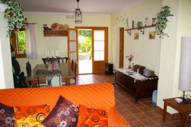 Finca Sa Taulada - Eingang ins Haus